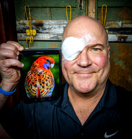 _DSC0752 John eye patch with rosella on shoulder 2048px