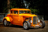 octane '32 Ford coupe print samples (gallery)