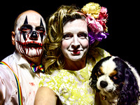 killer clown, doll, Daisy