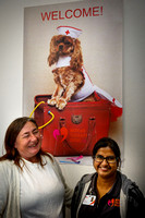 _7D_1560 Nepean Therapy Dogs opening Marie & Kiran with NTD Ladybelle poster 1800px